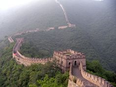 Great Wall of China, Beijing. Put it on your bucket list. Unbelievable. Choose a not so touristy spot