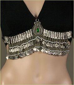 Tribe Nawaar Hazari Belly Jewelry Afghani Hazara Tribe Traditional Afghanistan Tribal Fusion Bellydance