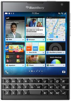 BlackBerry Passport SIM-Free Smartphone by BlackBerry    109 customer reviews From £0.00
