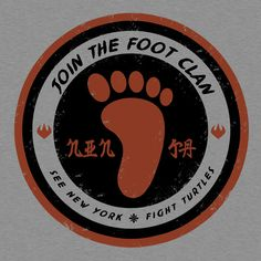 Foot Clan Recruitment