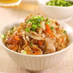 Cooking Dishes, Easy Cooking, Cooking Recipes, Japanese Side Dish, Japanese Dishes, Easy Healthy Recipes, Asian Recipes, Japanese Vegetables Recipe, Mixed Rice Recipe