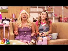 Miley Cyrus Kills In Hilarious 'Ew!' Sketch With Jimmy Fallon — Watch Jimmy Fallon Ew, Jimmy Fallon Videos, Hannah Montana Funny, Jimmy Show, Face Swaps, Tonight Show, Miley Cyrus, Funny Faces, Ali