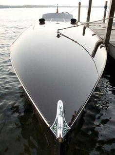 Bugatti yacht