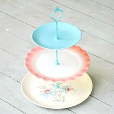 Candyfloss Cake Stand, $99, now featured on Fab.