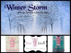Winter Storm.     www.pinkzebrahome.com/scentfultemptations