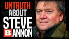 The Untruth About Steve Bannon | Donald Trump's Chief Strategist