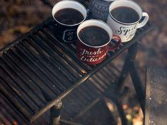 Coffee, mug, camping and enamel HD photo by Lexi Ruskell ( on Unsplash Coffee Geek, Coffee Is Life, I Love Coffee, Coffee Time, Coffee Cup, Coffee Drinks, Coffee Tumbler, Coffee Health Benefits, Fotografia