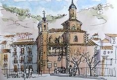 Ermita Virgen de la Luz. Cuenca