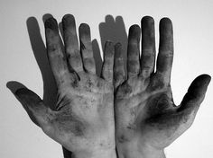 interesting hands | Dirty hands by Son Sonia