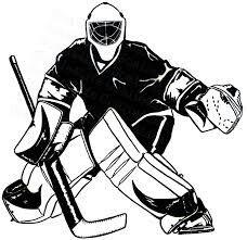 Hockey Silhouette Tattoos