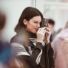 "Kendall Jenner ""Camera Face """