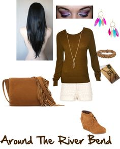 """Pocahontas"" by tylinw on Polyvore"