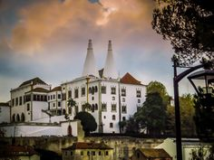 Town Palace by colormaniac Palace, Portugal, Mansions, House Styles, Home Decor, Decoration Home, Room Decor, Villas, Interior Design