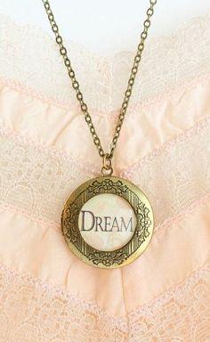 """DREAM"" Necklace"