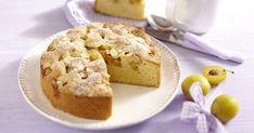 15 recettes salées et sucrées aux mirabelles - Gâteau aux mirabelles à l'amande…