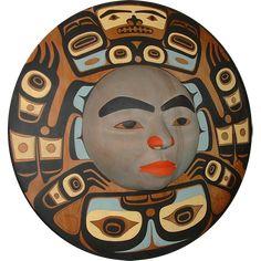 Masks - Glen Rabena, Northwest Coast Native Artist