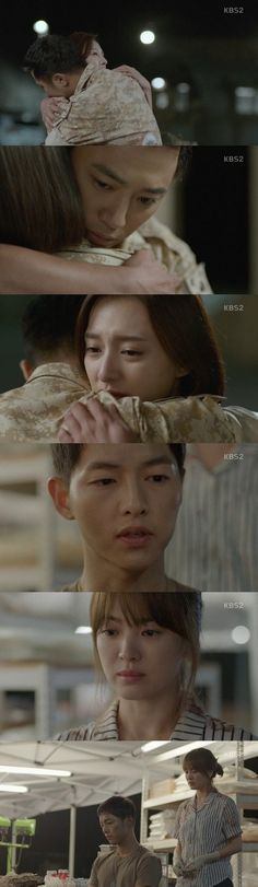 [Spoiler] Added episode 7 captures for the #kdrama 'Descendants of the Sun'
