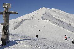 Dort wo der Schnee zu hause ist