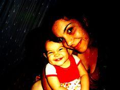 Naualy e Mamãe