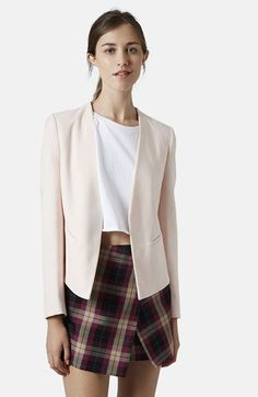 Topshop 'Molly' Blazer available at #Nordstrom