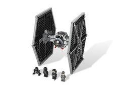 Scour the stars for Rebel forces in the TIE Fighter!