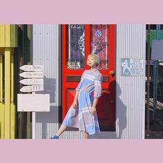 1ヶ月後には初の韓国 皆んな、うちがお洋服買い付けてきたら購入してくれるかなー? どうか?? 【TaVision】 @tavision.tv フォローしてワクワクしてまっててね! 今日が終わるのに、まだ早朝のパンしか食べてなかった!!!!! この写真韓国っぽいやろ???実は、ばりばりの大阪やで。しかもマイナーな駅。フォトジェニックは隠れひそんでるんやで。  #カラッポコーデ #カラフルポップ  #japan #japanesegirl  #osaka #photogenic #instagood  #fashion #code #インスタ映え #フォトジェニック #ファッション #コーディネート #コーデ #春服 #古着 #蝶々結び #youtube #検索してね #あさぎーにょ Elvis Presley, Kawaii, Shirt Dress, Youtube, Photography, Shirts, Dresses, Fashion, Vestidos