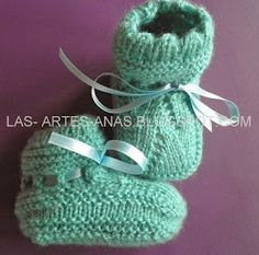 Knitting For Kids, Baby Knitting, Crochet Baby, Baby Angel Tattoo, Baby Bootees, Knit Baby Shoes, Baby Candy, Baby Wearing, Cute Babies