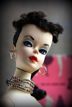 Beautiful #1 brunette barbie