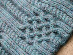 Braid Cable Pullover pattern by Kristin Nicholas