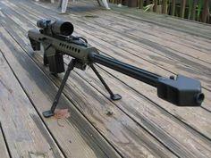 Barrett M82A1 .50 BMG