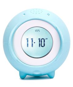 For night owls who need a lot of help getting out of bed, this clock does its best to make sure you never miss a morning meeting again. At the designated time, it'll roll right off of your nightstand until you get out of bed to find and silence it.