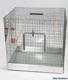 Small Cage Construction