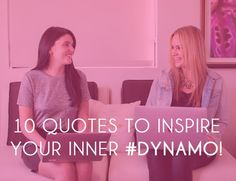 In honor of #WomensHistoryMonth, the D&Co team is sharing some favorite quotes to inspire your inner #Dynamo. 💕 #Duree18 http://bit.ly/InspireDynamos