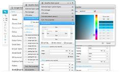 bluePen: Editor CSS online y gratuito