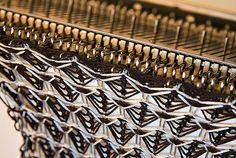 Курсы машинного вязания на вязальной машине Silver Reed Вязание.