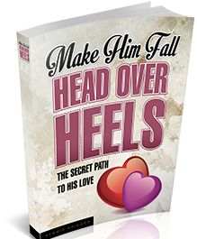 """Make Him Fall Head Over Heels"" is a guide that was written by Kymmie Krieger in order to help women learn how to get the love of the men they desire, by using powerful and ethical methods. On this review at AffairNet you will learn more about Kymmie Krieger's guide and the pros and cons of it - http://www.affairnet.com/make-him-fall-head-over-heels-review/"