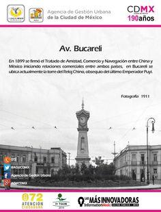 A través de los años la ciudad sigue escribiendo historias de éxito #FelicidadesCDMX #190CDMX