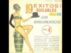 L.P Bailables 70's - LOS DIPLOMATICOS *19 Exitos Bailables - DISCO COMPLETO