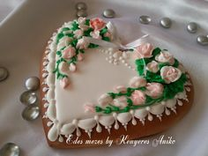 Wedding gingerbread | Cookie Connection