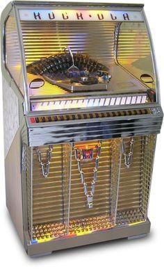 Jukebox London :: Rock-Ola Model 1454 of 1956