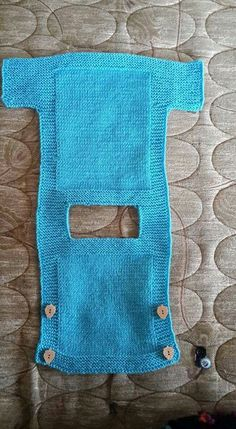 This Pin was discovered by NurI'd like to buy the pattern This post was discovered by rutHand knit baby vest /cardigan / with Teddy. Baby Knitting Patterns, Knitting For Kids, Knitting Designs, Baby Patterns, Crochet Patterns, Diy Crafts Knitting, Loom Knitting, Knitting Projects, Hand Knitting