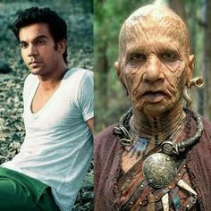 "Believe us this is Rajkummar Rao playing as a 324 year old man in the upcoming Sushant Singh Rajput and Kriti Sanon starrer ""Raabta"". @filmywave  #RajkummarRao #SushantSinghRajput #KritiSanon #Raabta #DineshVijan #celebrity #bollywood #actor #actress #star #fashion #fashionista #bollywoodfashion #bollywoodstyle #glamorous #hot #sexy #love #beauty #instalike #instacomment #instafollow #filmywave"