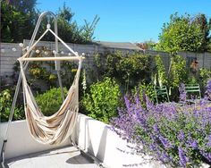 Swing Seat, Outdoor Furniture, Outdoor Decor, Hammock, Home Decor, Hammocks, Interior Design, Home Interior Design, Yard Furniture