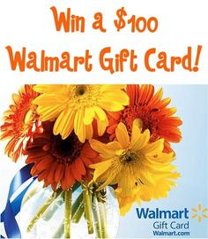 Frugal Girls Giveaway: $100 Walmart Gift Card!