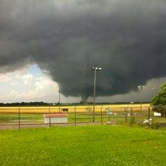 Funnel cloud in Adairville, Kentucky 2013 Tornados, Severe Weather, Extreme Weather, Wall Cloud, Strange Weather, Earth's Best, The Sky Is Falling, Earth Wind & Fire, Wild Weather