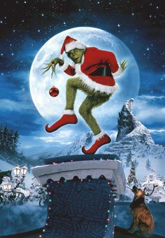 How The Grinch Stole Christmas Wallpaper: The Grinch Merry Christmas, Christmas Giveaways, Grinch Stole Christmas, Christmas Gifts For Her, Christmas Movies, Christmas Photos, Christmas Time, Xmas Pics, Christmas Wishes