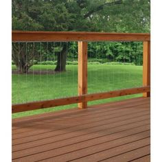 Deck Railing Ideas Discover Vertical Stainless Steel Cable Railing Kit for 42 in. High - The Home Depot Insta-Rail 36 in. H x 72 in. W Insta Tube Vertical Stainless Steel Tube In-Fill Kit for - The Home Depot Horizontal Deck Railing, Metal Deck Railing, Deck Railing Design, Patio Railing, Railings For Decks, Deck Railing Ideas Cheap, Deck Guardrail Ideas, Patio Handrail Ideas, Building Deck Railing