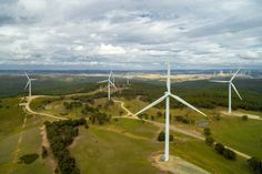 Australia Moves Forward On Three Wind Projects, Including Wind/Solar Hybrid