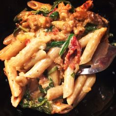 Honeybee Homemaker: 21-Day Fix Recipe: Sausage & Kale Pasta