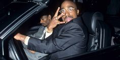 Snoop Dogg and Tupac Shakur (Photo by Ke.Mazur/WireImage)